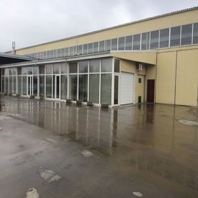 Офис ООО Никапанелс и производство